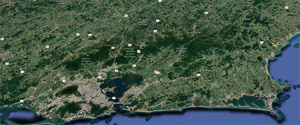 Detran-RJ-mapa